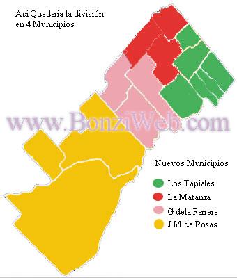 Bonzi web noticias for Municipalidad la matanza